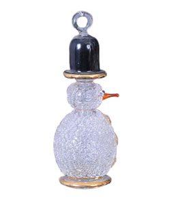 Snow Man Christmas Ornaments